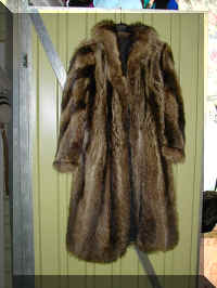 Buyer of all types of fur coat scrap and fur pelt scrap