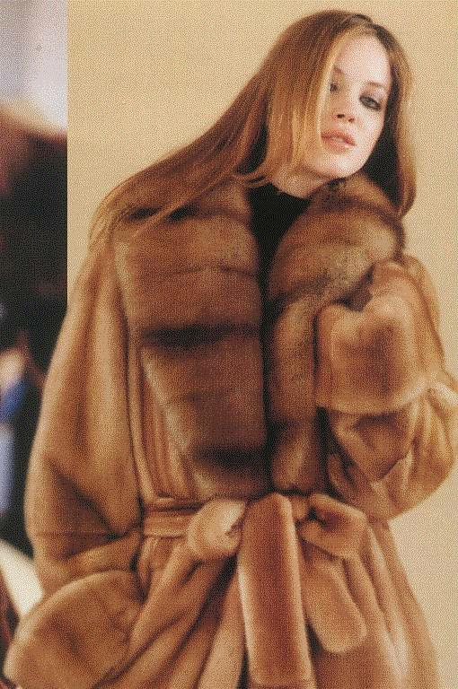 Russian Market for Furs - Russia is the largest market in the