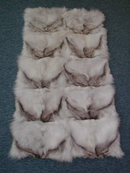 New Natural Rex Rabbit Belly Fur Plate Patchwork Fur Blanket Parka Lining Garment Raw Material Carpet Rugs Jackets & Coats Women's Clothing
